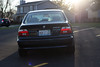 Back of BMW 525i (Alex Wilson Photography) Tags: bmw e39 525i 525 bimmer beamer car vehicle sport cool sun sky sunset