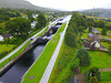 Aerial Picture of Neptune's Staircase (bestviewedfromabove.co.uk) Tags: neptune neptunes staircase fort william caledonian canal lock aerial aerialpicture above bestviewedfromabove best bvfa dji drone fpv from gimbal highland loch mavic photography pictures uk viewed view scotland wwwbestviewedfromabovecouk