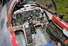 T-33A Cockpit (Ian E. Abbott) Tags: lockheedt33ashootingstar lockheedt33shootingstar lockheedt33a lockheedt33 t33ashootingstar t33shootingstar lockheed t33a t33 shootingstar 560629 coldwaraircraft jettrainer cockpit castleairmuseum