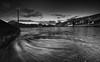 Rush (-- Q --) Tags: isleofskye elgol scotland scottishhighlands longexposure monochrome water seascape sea harbour mountains lochscavaig strathairdpeninsula lee09softgrad lee06softgrad marumidhgcpl qthompson