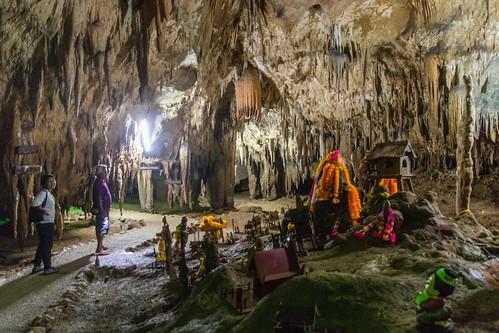 grotte khao kob trang - thailande 5