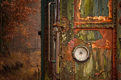 Beauty of decay..... (80D-Ray) Tags: train urbex belgium rust decay steel rusted rusty railway