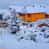 snow and orange (archgionni) Tags: edificio building casa house home arancione orange finestre windows tetto roof inverno winter freddo cold alberi trees natura nature neve snow thisphotorocks