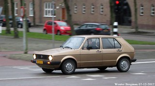 Volkswagen Golf S automatic 1981