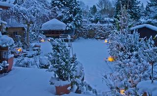 Nur ein bißchen Schnee / Just a little bit of snow # 2