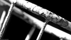 el tiempo (ojoadicto) Tags: oxido blackandwhite blancoynegro artisticphotography macro texture textura metal formas abstract abstracto