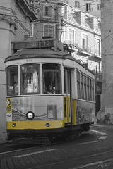 Postcard from Lisbon (Ricky Bay) Tags: lisbon postcard portugal tram
