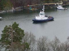 MONTFRED (skumroffe) Tags: montfred tug tugboat bogserbåt marinhaverikonsult fartyg ship schiff svindersviken kvarnholmen nacka stockholm sweden