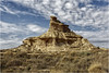 Tozal en Los Monegros de Huesca (Fernando Forniés Gracia) Tags: españa aragón huesca monegros jubierre tozal naturaleza paisaje landscape desierto