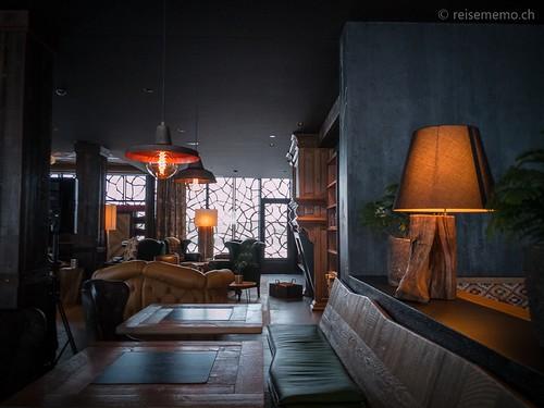 Restaurant Twist mit Lounge