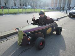 Vienna Trip (Dtrain891) Tags: vienna austria hot rod tour neue burg