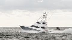 Viking 80' Convertible (srotag1973) Tags: boat viking ocean florida palm beach inlet