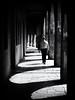 passage (Sandy...J) Tags: light licht street streetphotography sw schwarzweis strasenfotografie stadt city shadow noir urban photography passage italy monochrom mono man mann walking white blackwhite bw black olympus oldtown fotografie