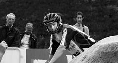Concentration (Guido Colombini) Tags: brescia portrait valcamonica biketrial people bw sport vallecamonica bike bianconero pontedilegno concentration