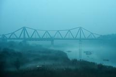 Sương Sớm Long Biên (trieu_van_194) Tags: landscape hanoicenter hanoilandscape brigde longbienbridge fog vietnamlandscape