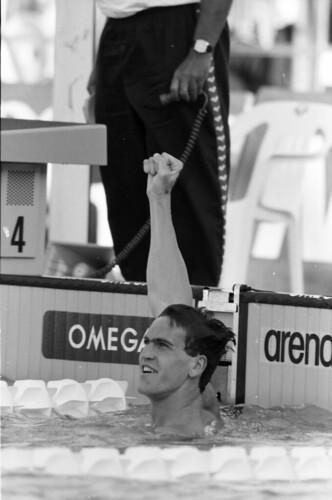 297 Swimming EM 1991 Athens
