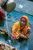 Chhath puja. (Soumyajitlens) Tags: chhath puja people india