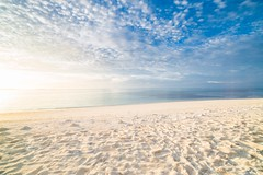 Beach (icemanphotos) Tags: relax lounge tranquil inspire calm horizon endless
