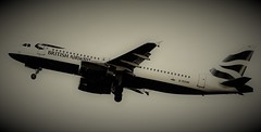 G-EUUM BRITISH AIRWAYS AIRBUS A320 NEWCASTLE (toowoomba surfer) Tags: aircraft aviation airline airliner ncl egnt