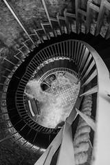 Spiral (Pierre de Champs) Tags: spiral mill old guadeloupe tropical caribbean fwi nikon nikonphotography d750 blackandwhite