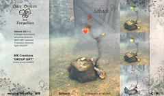 8f8 - Once Broken and Forgotten - Sitback GROUP GIFT (iBi 8f8) Tags: sl second life virtual 8f8 ibi creations once broken forgotten collection group gift november 2017 nature