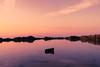 calm moments (19seconds) Tags: landscape sky nature water sea rocks crete sony28mmf2 greece travel
