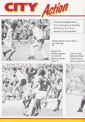Bradford City vs West Bromwich Albion - 1989 - Page 16 (The Sky Strikers) Tags: bradford city wba west bromwich albion brom the valley parade littlewoods cup road to wembley official programme 80p