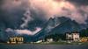 Sorapiss beauty from Misurina lake... (DaLiu_) Tags: mountain italy sorapiss europe alps landscape nature alpine dolomiti lake dolomites rock valley veneto misurina tranquil cortinadampezzo southtyrol dolomite traveldestination spectacular tyrol highland awesome peak landmark