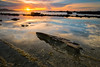 Sunrise @sawarna (Maskun Ramli) Tags: landscape landscapelovers landscapephotography sunrise sunriselovers sunrisephotography waterscape waterscapephotography refelction reef coral samsung samsungnx500 samsungnx banten sawarna sawarnabeach indonesia
