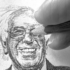 He's Just Drawn That Way… (Viejito) Tags: drawing lead pencil paper fingers fingernails berniesanders macromondays fingertips fingertip usa unitedstates amerika amérique américa america american politics senator vermont newdeal labor healthcare pacifist civilrights privacy independent democracy republic political parties party socialism welfare wellbeing 500x500 square canon powershot s100 canons100 bw monochrome blackwhite blackandwhite