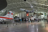 SAC Museum Hangar A (Click_J) Tags: airplane flag museum ashland nebraska unitedstates us b36 peacemaker f86 f101 jet bomber sac
