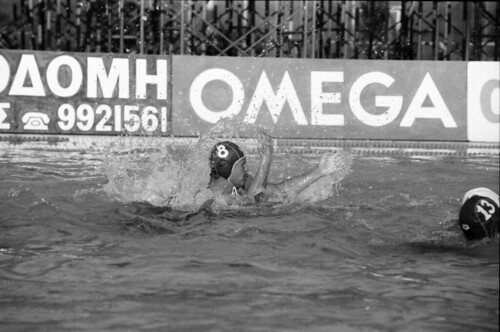 115 Waterpolo EM 1991 Athens