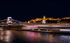 Budapest by night (Vagelis Pikoulas) Tags: budapest long exposure night september autumn 2017 castle buda river danube chain bridge ship cruise canon 6d tokina 1628mm landscape city cityscape nightscape