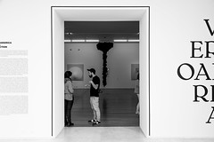 Information - Malba - Buenos Aires (Luiz Contreira) Tags: museum museu blackwhite bw brazilianphotographer buenosaires bsas pretoebranco pb people pessoas art argentina southamerica américadosul
