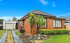7 Hoskins Avenue, Warrawong NSW