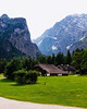 A View of the Alps (Linus Wärn) Tags: germany thealps alpen bayern bavaria königssee mountains huts meadow lawn