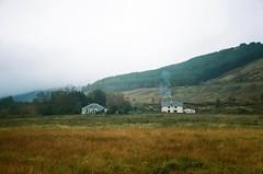 WHW (strzez wartosci) Tags: scotland highlands westhighlandway wild nature autumn fall hike hiking analog film argus argusc3 fujifilm