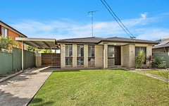 57 Messenger Road, Barrack Heights NSW