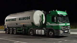 E - Martinex Marcos MB Actros L08
