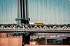School Bus (FOXTROT|ROMEO) Tags: manhattanbridge bridge brücke bus schulbus schoolbus yellow zoom ny nyc newyork
