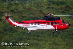N906CH (Hector A Rivera Valentin) Tags: aircraft sikorsky s61n serial 61490 guayama puerto rico