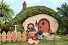 Sylvanian Families - The mole house (Sylvanako) Tags: toy toys sylvanian dollhouse families cute father diorama nature mole house
