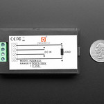 Large Panel-Mount Digital Power Meter - 6.5V to 100VDC up to 20A thumbnail