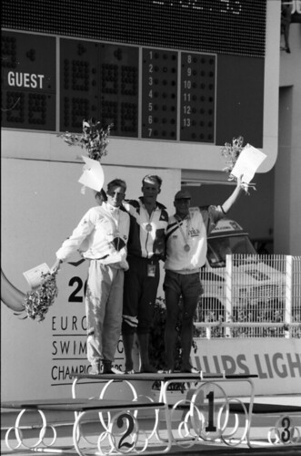 259 Swimming EM 1991 Athens