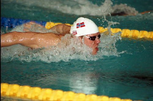 101 Swimming EM 1993 Sheffield