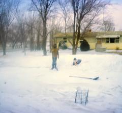 Snow Storm (skua47) Tags: christmas events family house jameswipf jonathanwipf nature people places scenic snow southdakota unitedstates wagner