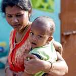 Indian Mother & Child thumbnail