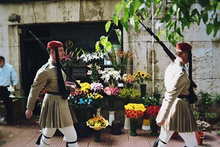Day 323 : Is for ... The Knights Of The Flowers