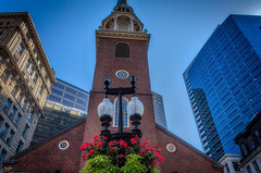 (Kev Walker ¦ 7 Million Views..Thank You) Tags: americanrevolution architecture boston building canon1855mm canon700d city citycentre digitalart freedomtrail hdr historic massachusetts usa unitedstates