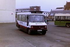 WESTERN SCOTTISH AD237 D237NCS (bobbyblack51) Tags: western scottish ad237 d237ncs dodge s56 alexander am ayr bus station 1994